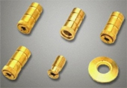 Brass Pool Cover Anchor Brass Pool cover Anchors Brass Concrete Anchors