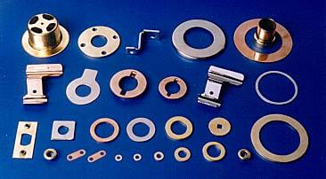 Brass Pressed Parts Pressed Components Copper Pressed Parts Copper pressed Components Stainless Steel Pressed Parts Stainless Steel SS Pressed Components