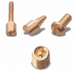 BRASS MACHINE SCREWS countersunk head Philips Pozidrive truss Head